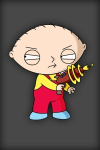 Stewie-with-Gun-iphone-4s-wallpaper